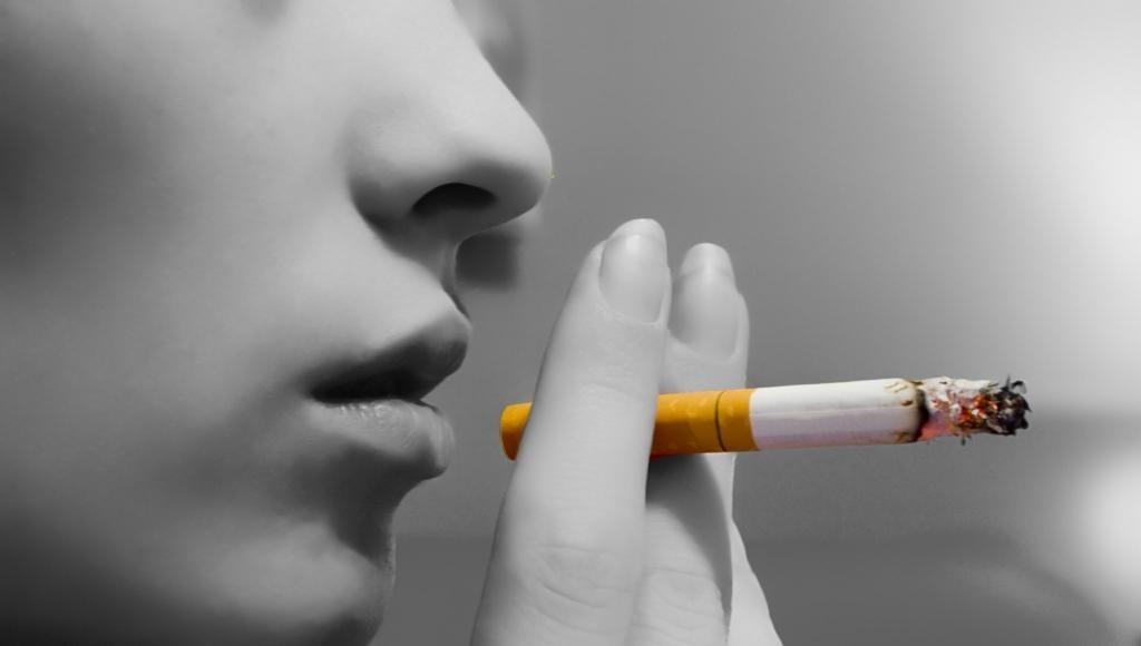 tigara tipa fumeaza