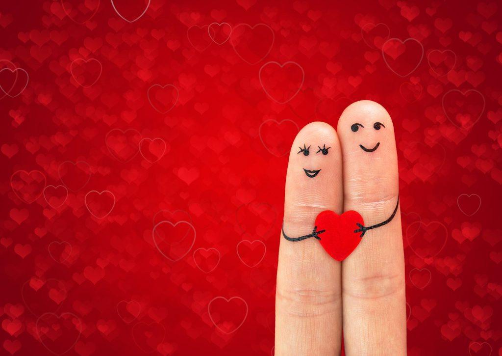 two-finger-love